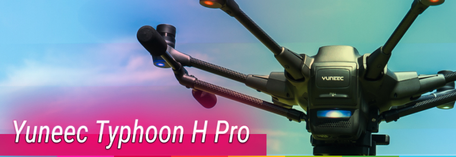 Hands-on: Yuneec Typhoon H Pro mit Intel RealSense