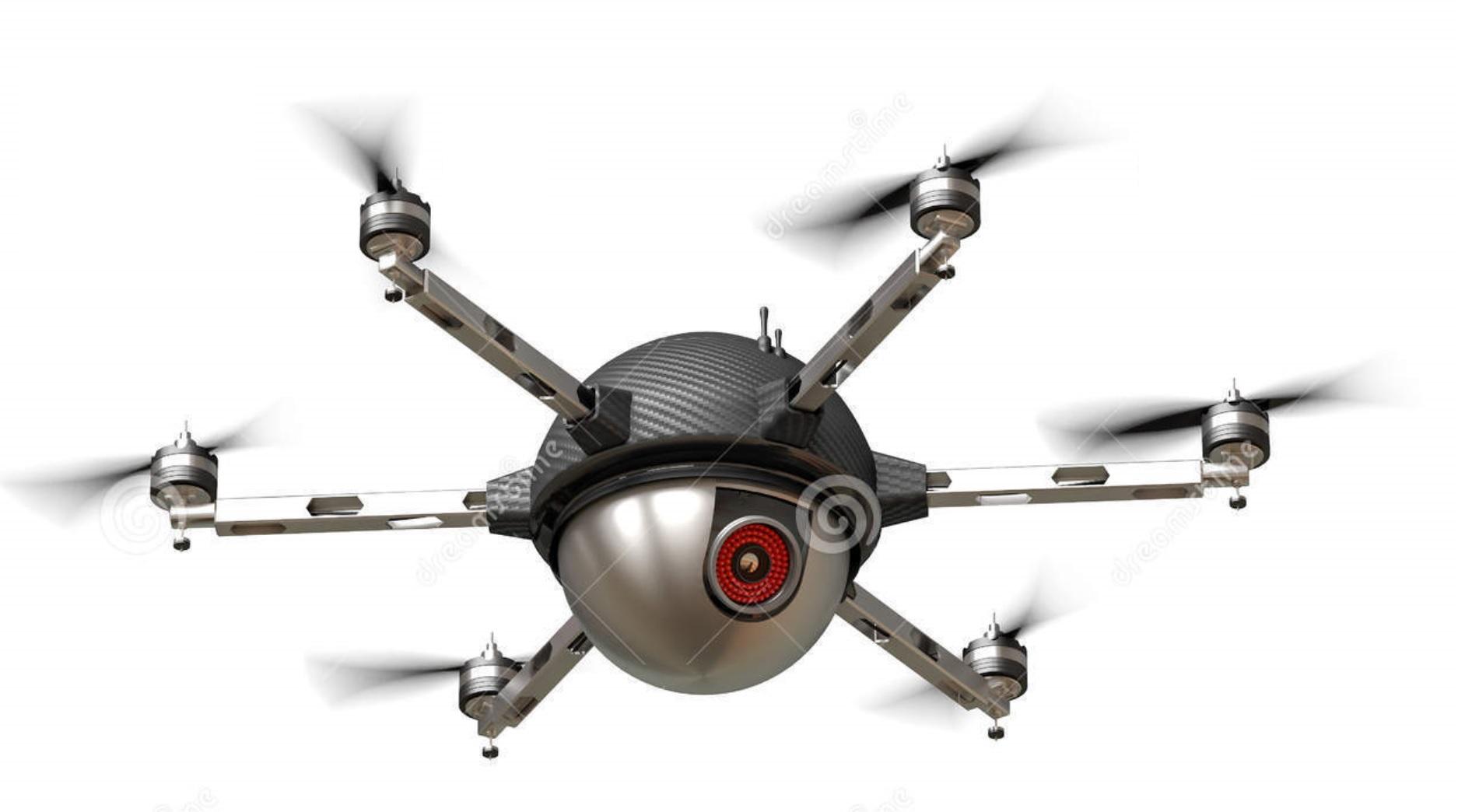 futuristic-drone